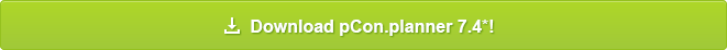 Explore New OSPRay Features with pCon.planner 7.4 room planning release pCon.planner OSPRay