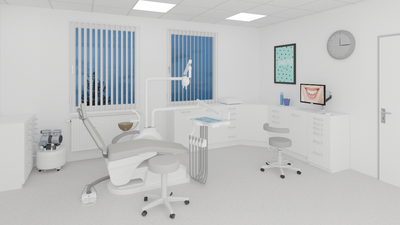 Visualizing Dental Spaces - Stomacom in pCon.catalog