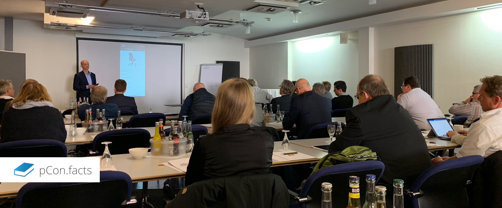 pCon.facts presentation in Fulda