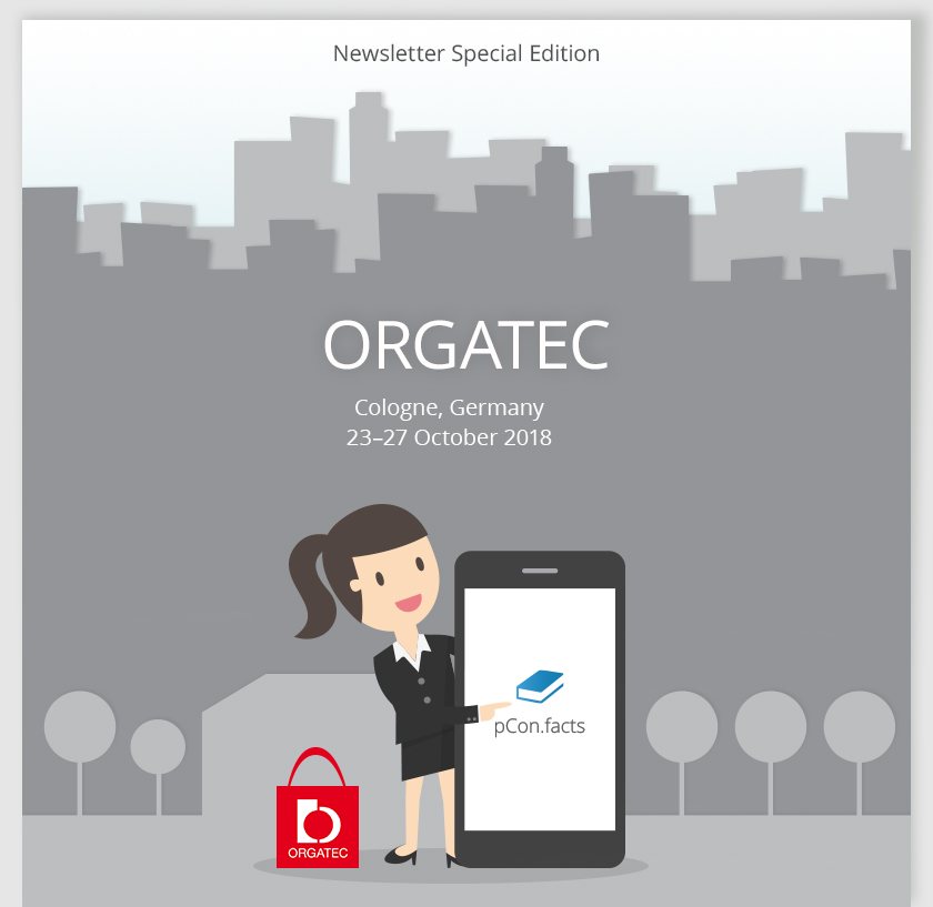 ORGATEC is almost here!