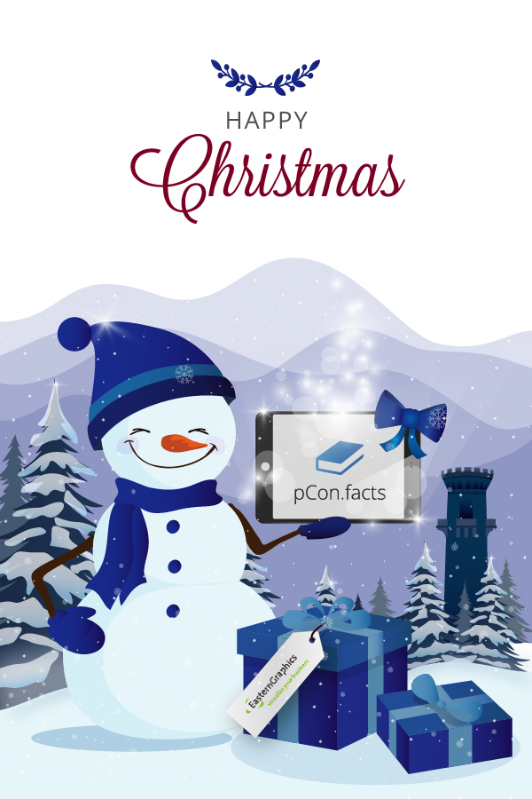 The EasternGraphics team wishes a very Happy Christmas!