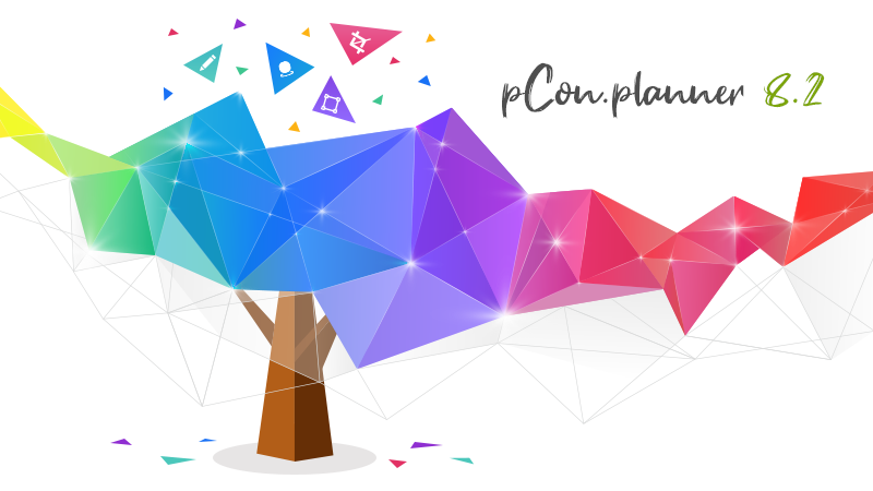 pCon.planner 8.2 - Now available!