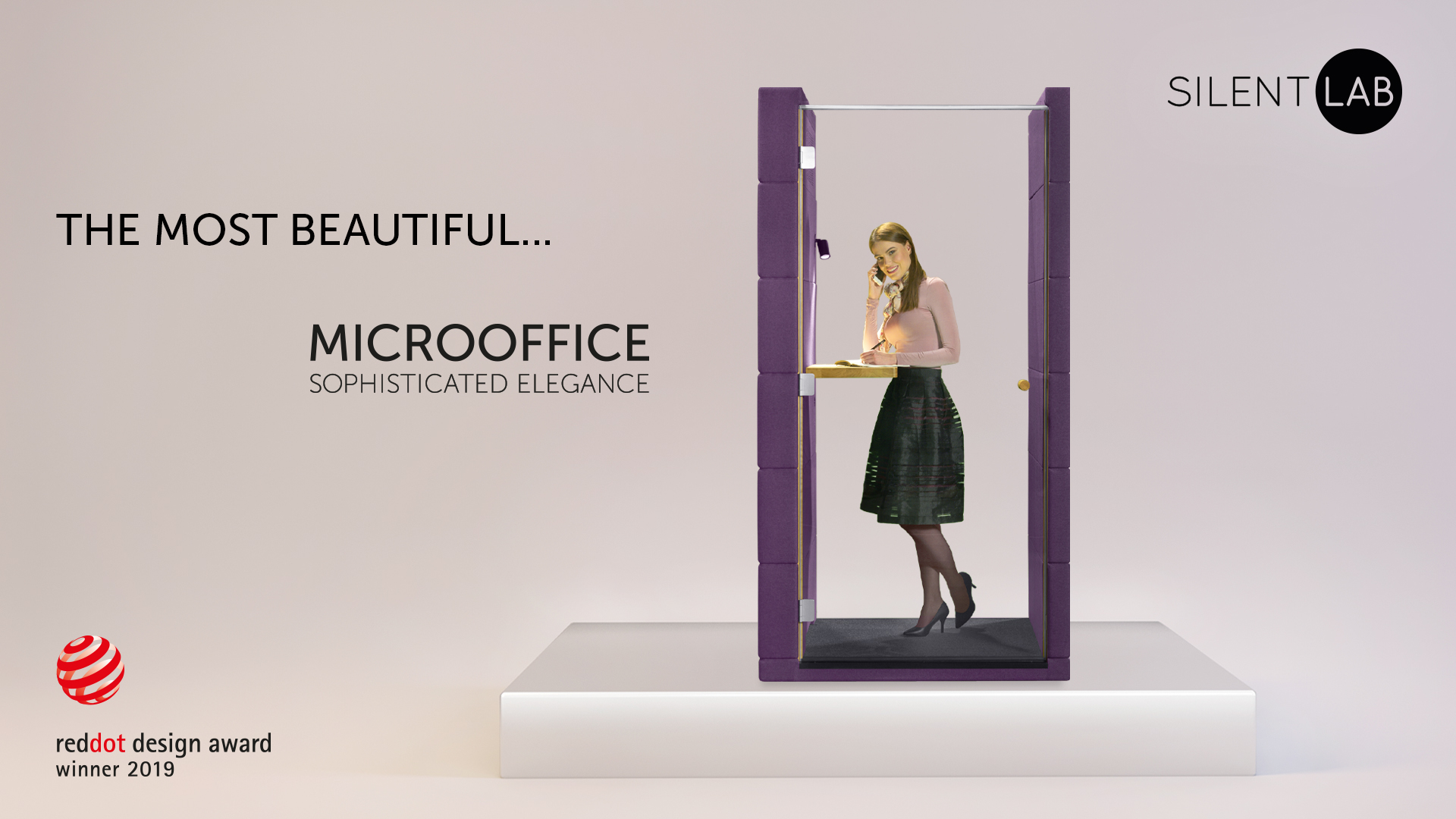 Microoffice by SilentLab - Now on pCon