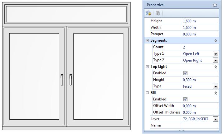 Personalización avanzada de ventanas en pCon.planner