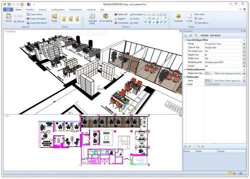 pCon.planner - aplicación líder para la planificación de espacio y configuración gráfica de productos