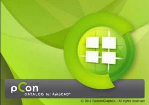 Plug-in pCon.catalog para AutoCAD