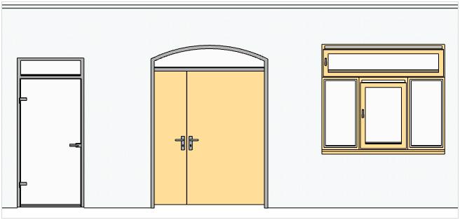 pCon.planner 6.5 - Elementos arquitectónicos