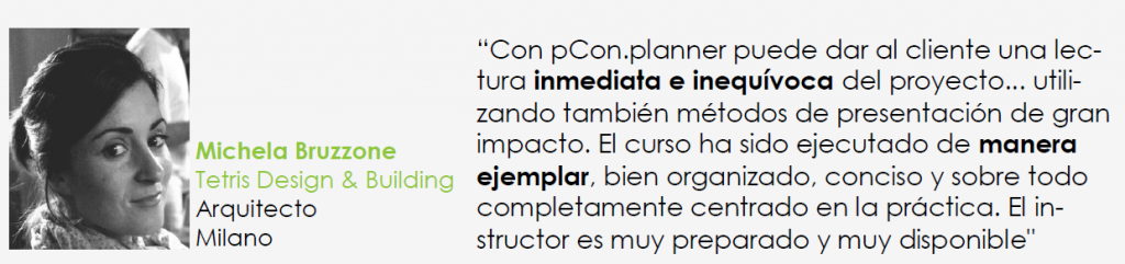 Formación diseño de interiores pCon.planner formación diseño de interiores