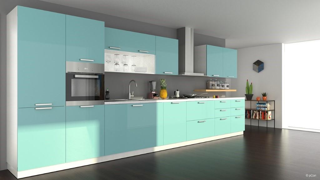 Biblioteca de cocinas 3d disponible para profesionales for Cucine 3d dwg