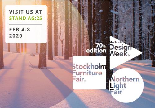 Stockholm Furniture Fair 70a edición