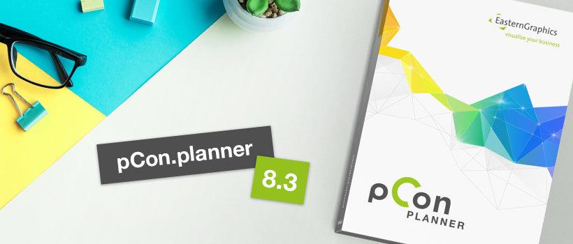 pcon.planner 8.3 ahora disponible