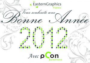 Meilleurs Voeux à tous pour cette nouvelle année 2012