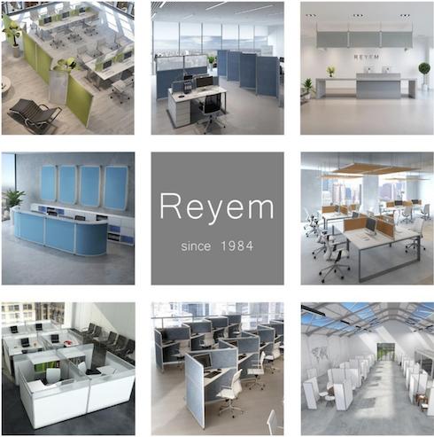 REYEM est maintenant disponible sur pCon !