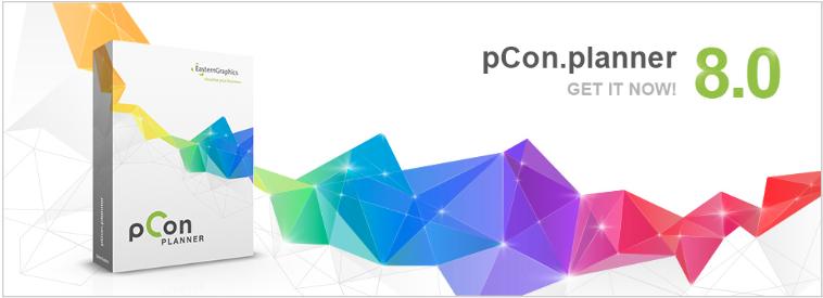 pCon.planner 8 : plus proche de la réalité
