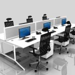 X2 bench 6 persone creato e renderizato in pCon.planner