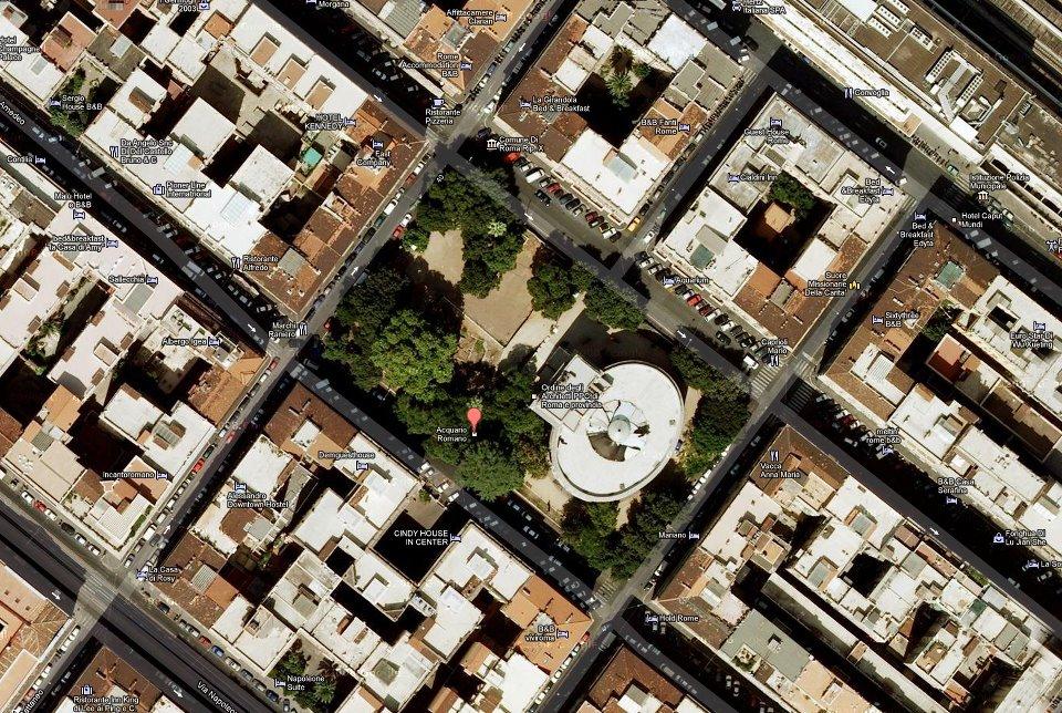 Casa dell'Architettura a Roma