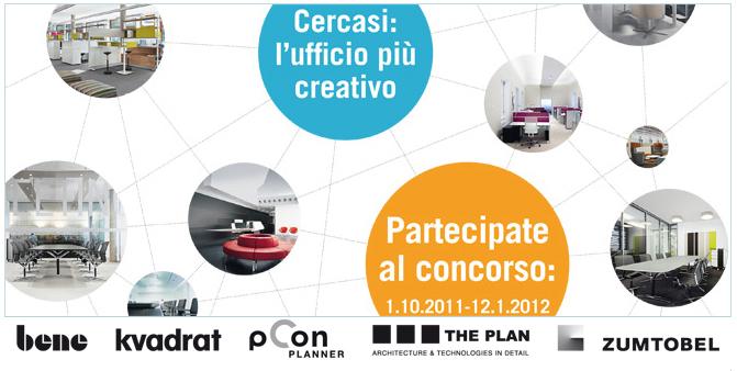 Cercasi: Ufficio più creativo