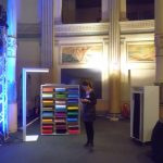 Evento alla Casa dell'Architettura - Kvadrat