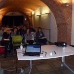 Seminario pCon.planner nello showroom della Haworth a Milano