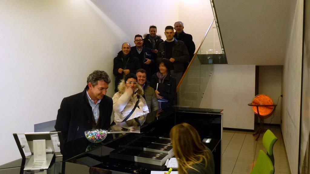 Seminario a roveredo in piano configuratore for Della valentina office