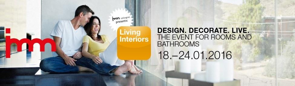 pCon alla LivingInteriors a Colonia pCon Living Interiors IMM