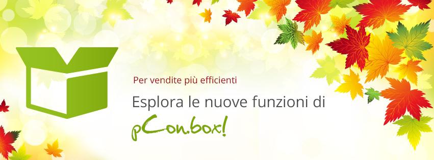 Aggiornamento di pCon.box! Lapp porta la progettazione al punto vendita vendite pCon.box aggiornamento