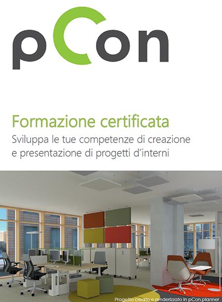 Copertina formazione certificata pCon