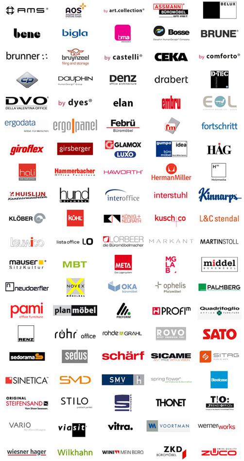 Deelnemende fabrikanten pCon.update