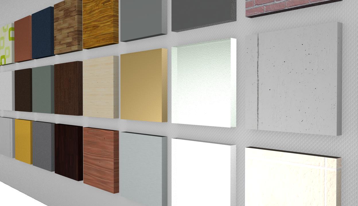 Pcon blog for Interior design materials list