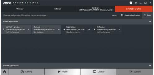 Gebruik de nieuwe renderingmodus in pCon.basket met speciale grafische kaart