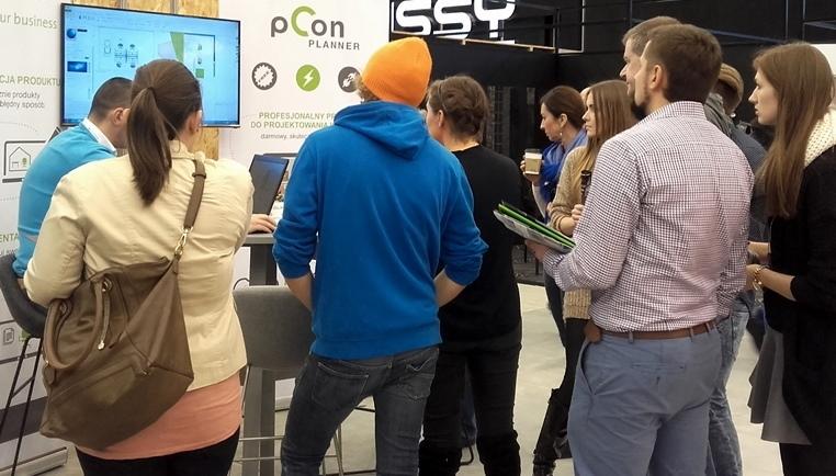 pCon.planner na 4 Design Days