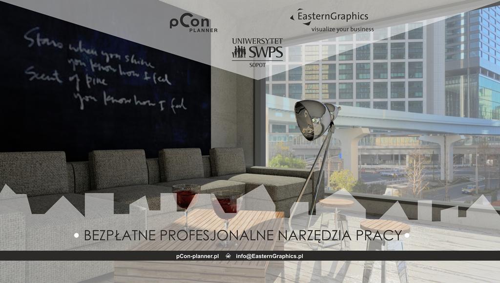 Bezpłatne warsztaty dla projektujących wnętrza | Sopot 26.07