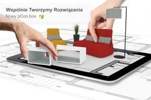 Rzut kondygnacji   nowa funkcja floorplan w pCon.box