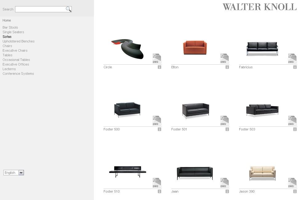 Walter Knoll   un nou catalog online