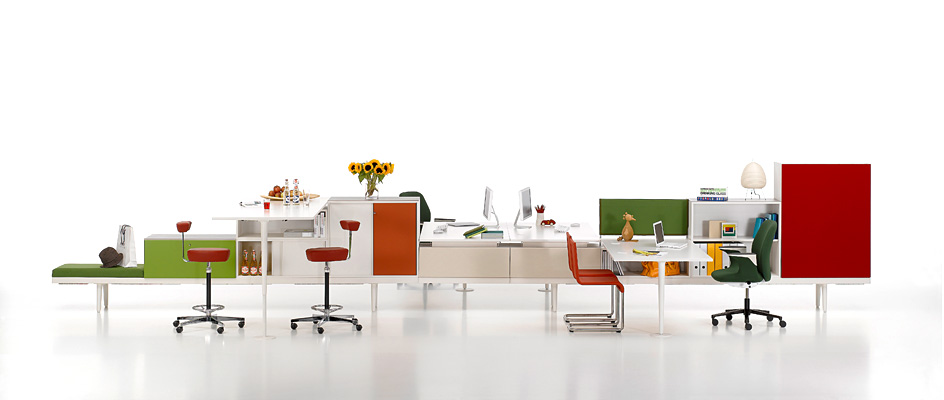 Vitra mobilier cu design func ional pcon blog for Vitra mobilier