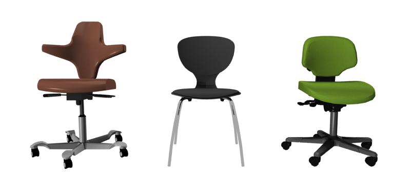 Scandinavian Business Seating   Un nou catalog online scaune pCon.catalog mobila dwg amenajare