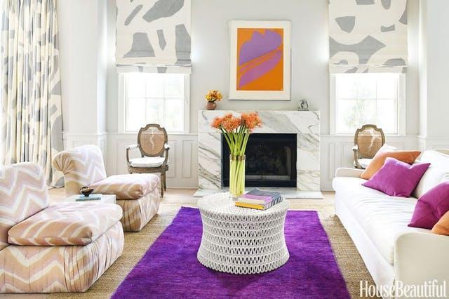 ultra-violet white