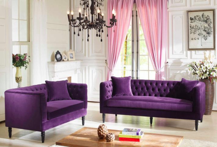 vintage ultra-violet