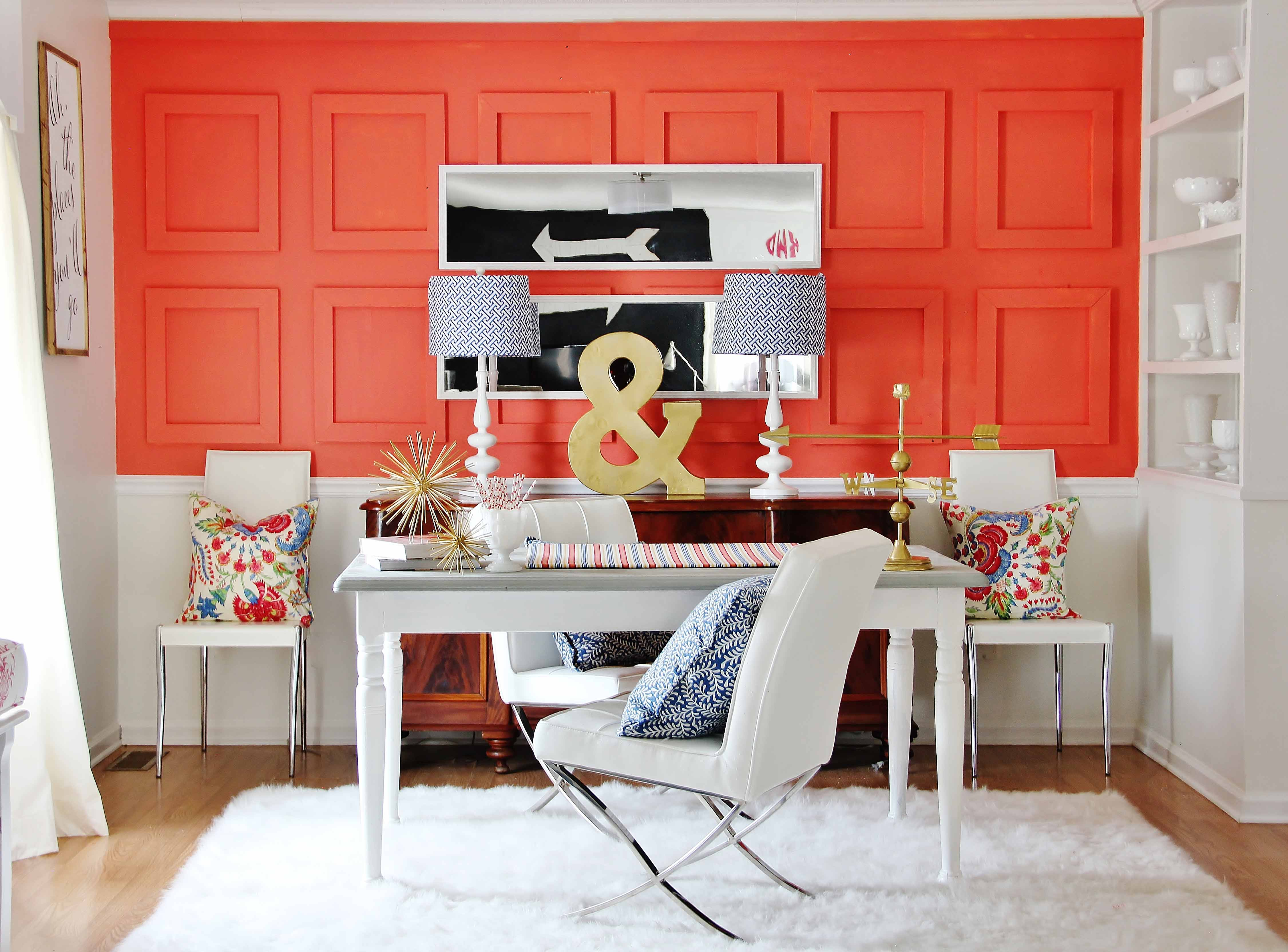 bold-accent-wall-small-office-space