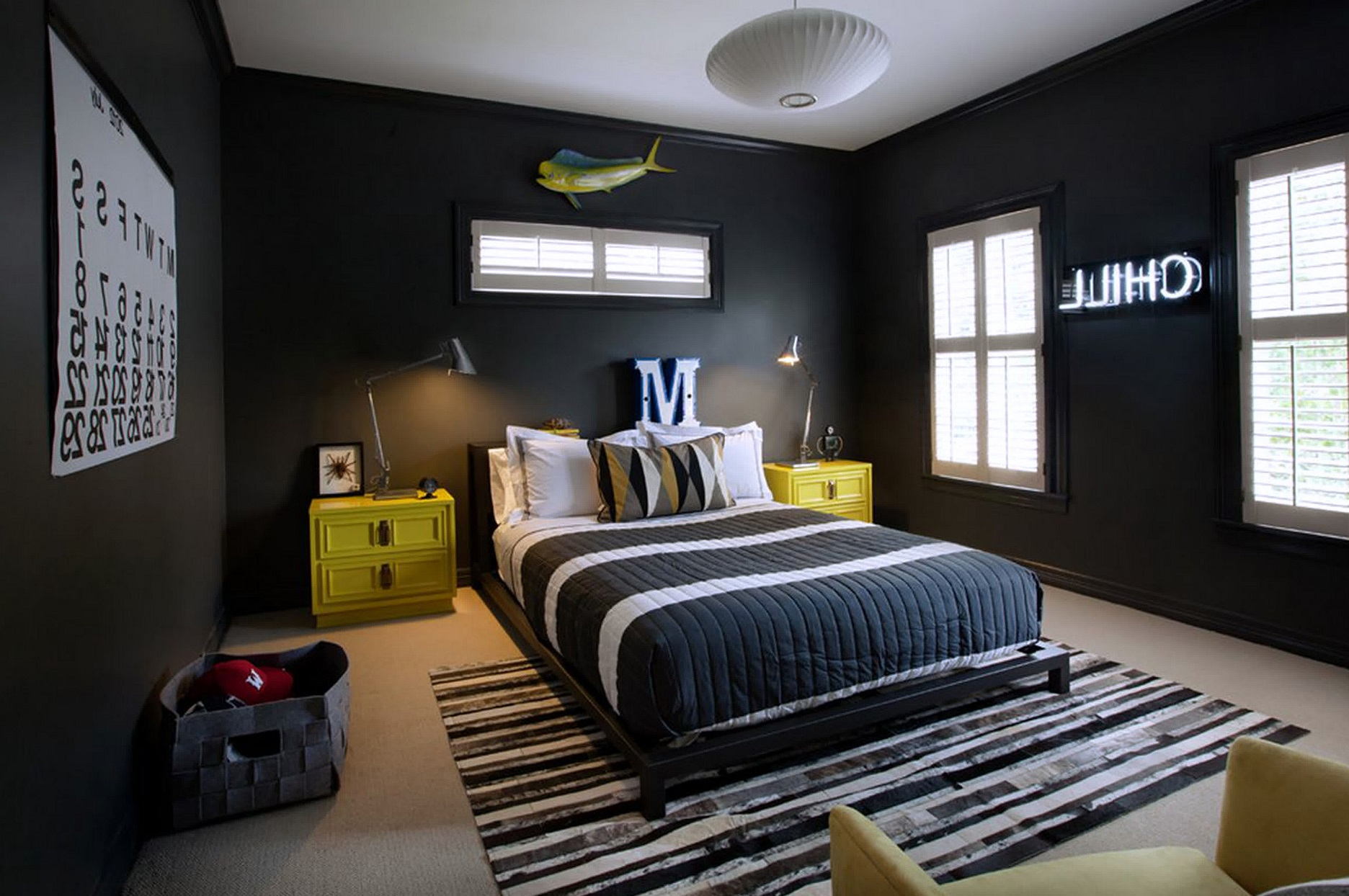 black-and-white-bedroom-ideas-14-stylish-peaceful-for-small-rooms-idolza