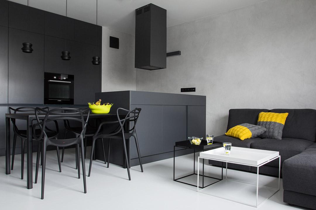 interior-minimalist-apartment-black-and-white