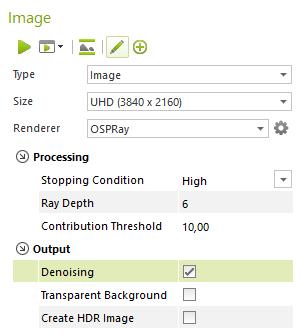 pCon.planner 8.1   Randări fără zgomote şi artefacte randare pCon.planner design interior design aplicatie amenajare