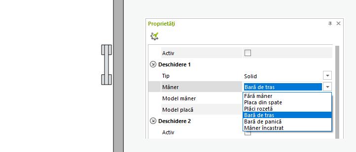 pCon.planner 8.1   Opţiuni noi pentru elementele de arhitectură planificare pCon.planner inspiratii design interior design amenajare
