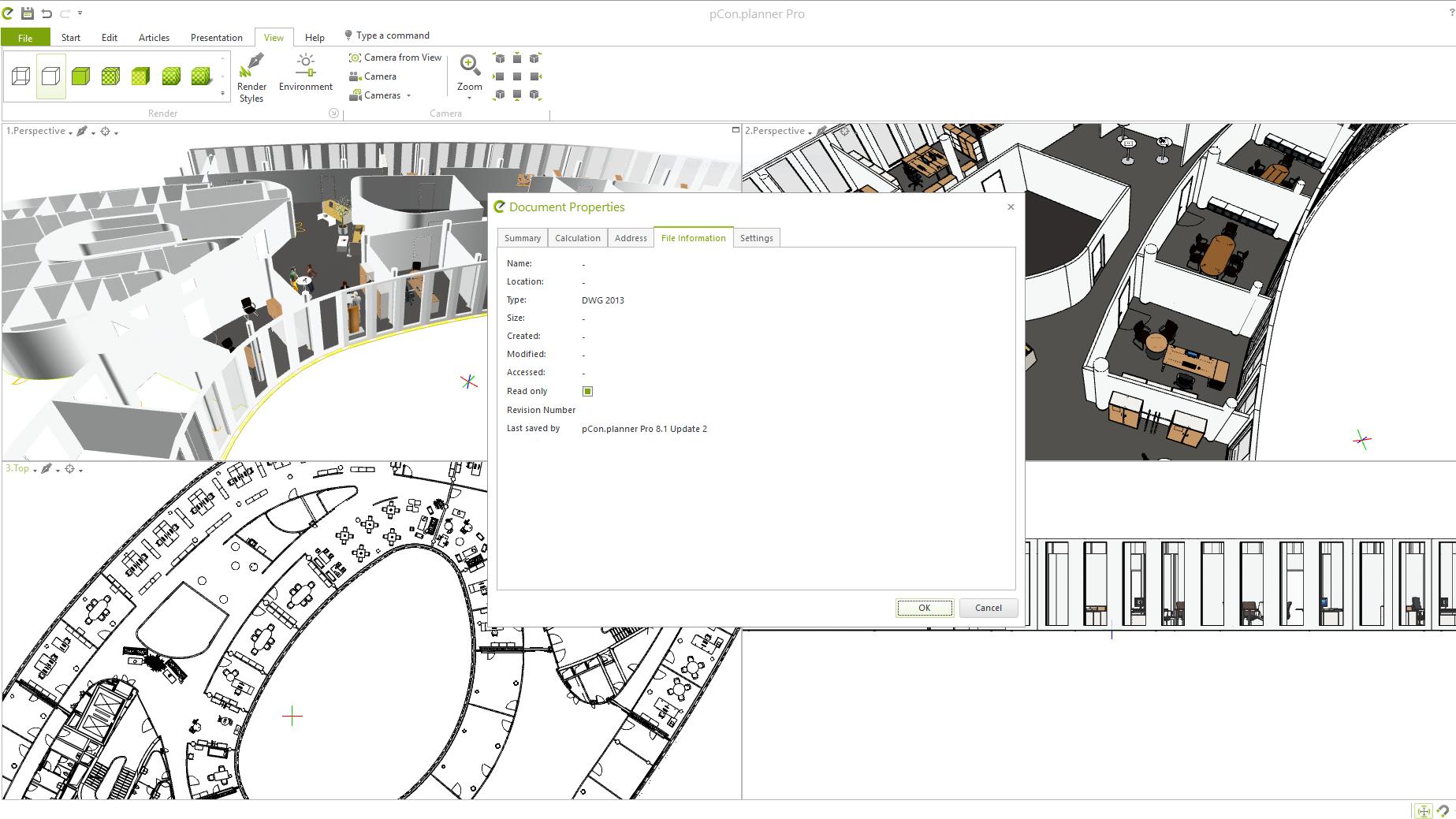 pCon.planner: instrument gratuit de conversie pentru date 3D