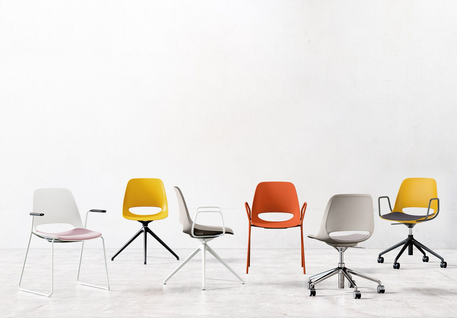 Chairs from Boss Design
