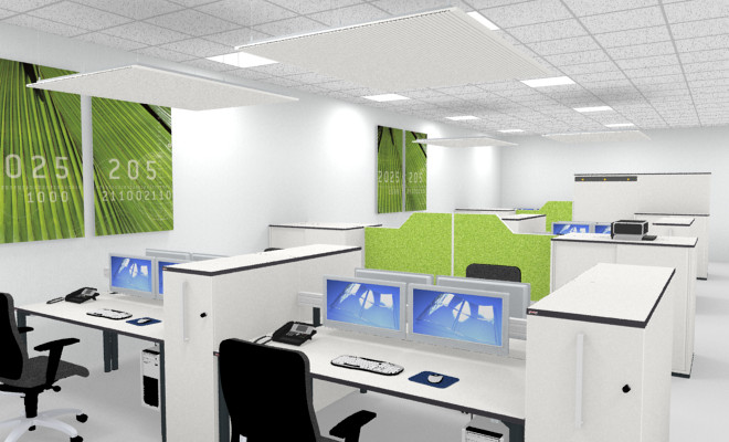 selecting the right furnishings can significantly improve office acoustics as assmann office furniture demonstrates good acoustic solutions can also be acoustic solutions office acoustics