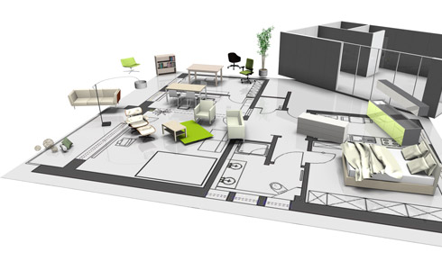 3d Room Planner 3d Interior Design Software Easterngraphics